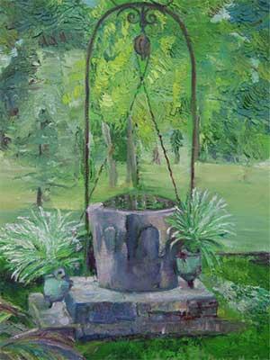 oil painter in Virginia